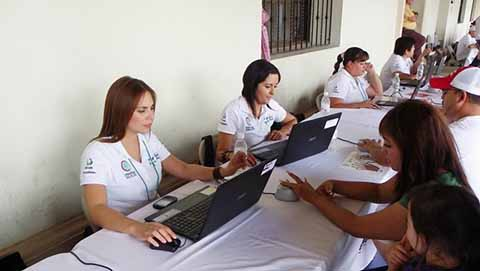 Seguro Popular Chiapas Atiende a Mujeres de Bajos Recursos