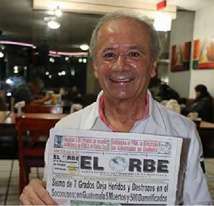 El Movimiento de las Placas Tectónicas Está Fundiendo el Subsuelo de Chiapas