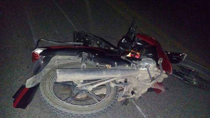 Dos Lesionados en Percance Automovilístico