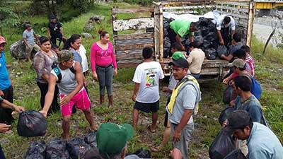 Llega Ayuda Humanitaria a Familias Incomunicadas en Villa Comaltitlán