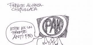 FRENTE CHIQUILLADA...
