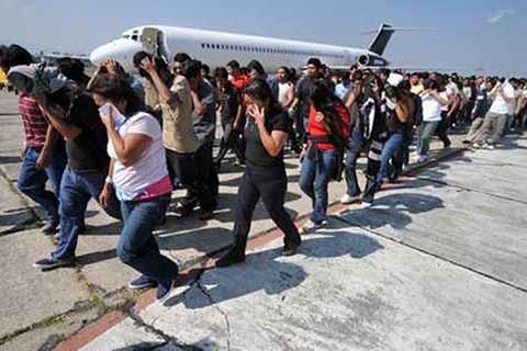 En Juicios Para Deportación más de 131 mil Mexicanos en EU
