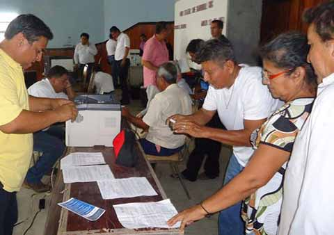 Unos 5 mil Productores de la Región Liquidaron su Adeudos