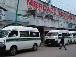 Comerciantes solicitan a Tránsito del Estado y Vialidad Municipal, meter en cintura a los transportistas.