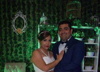 Soledad López & Alberto Castañeda.