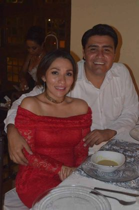 Candy Barrientos, Victor Corral.