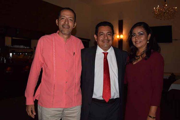 Gerson Armenta, Ruby Salazar, Josué Armenta, Jazmín Armenta.
