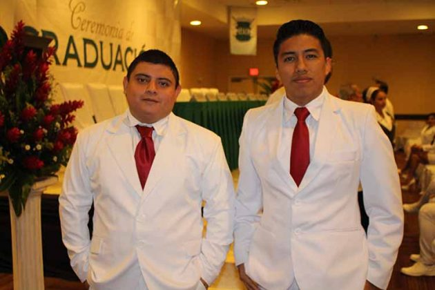 Edson Ruiz, Ricky Morales.