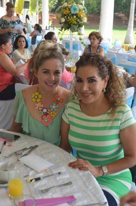 Gaby Grajales, Mayra D´Aquino.