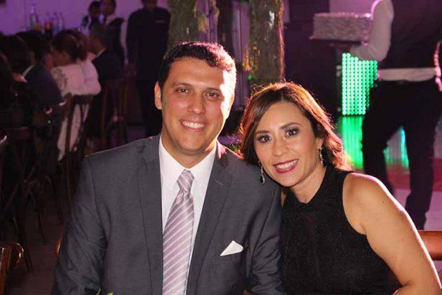 Pablo Bodegas, Gabriela Simonin.