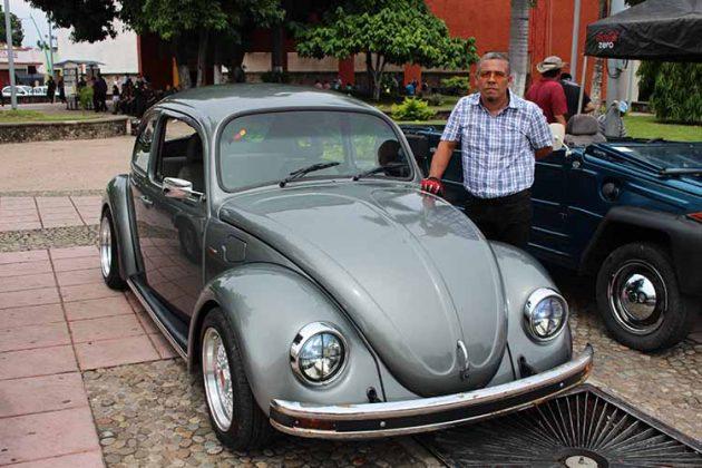 Roger Rojas, Vocho modelo 80.