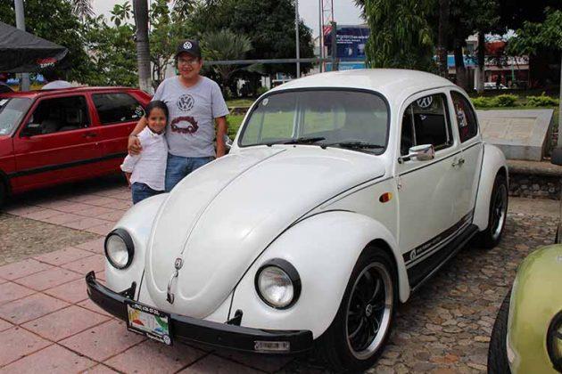 Andrés Payne, Vocho modelo 67.