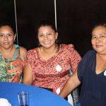 Teresita Cancino, Adilene Gutiérrez, Martha Sarmiento.