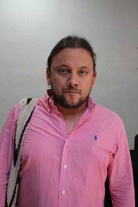 Javier Orejarena, ACNUR Tapachula.