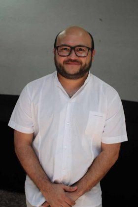 Sergio Velarde, Consultor OIT.