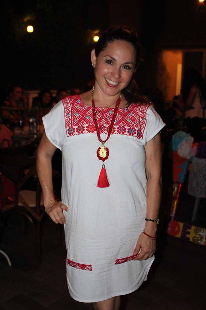 Fabiola Grimaldo.