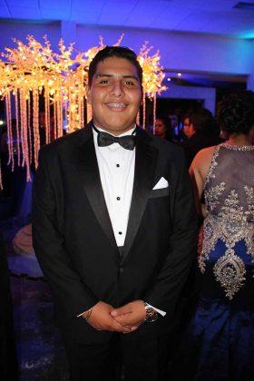 Paulino Paredes.