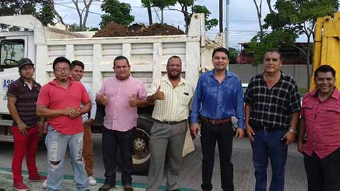 Camioneros Locales Exigen Poner Orden en el Sector