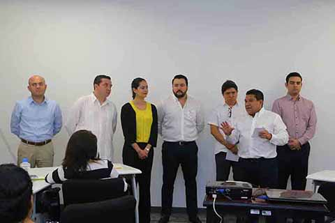 Fortalecen Capacidades Sobre la Ventanilla Única Para la Zona Económica Especial en Puerto Chiapas