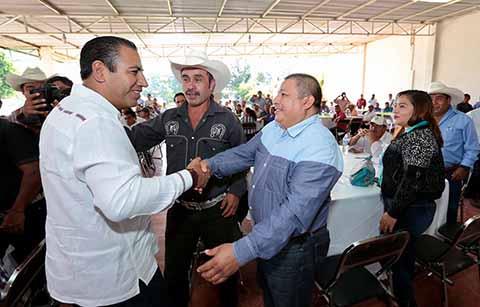 Sostiene Eduardo Ramírez Encuentro con Organizaciones Sociales de la Selva