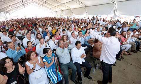 Para Tener un Chiapas Fuerte se Necesita la Voluntad de Todos: ERA