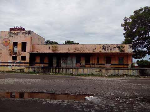 Inseguridad y Contaminación en la Antigua Estación del Ferrocarril