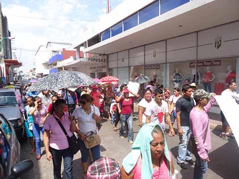 Tapachultecos Contra la Inseguridad, Proliferación de Antros de Vicios, Tarifas Eléctricas y COAPATAP