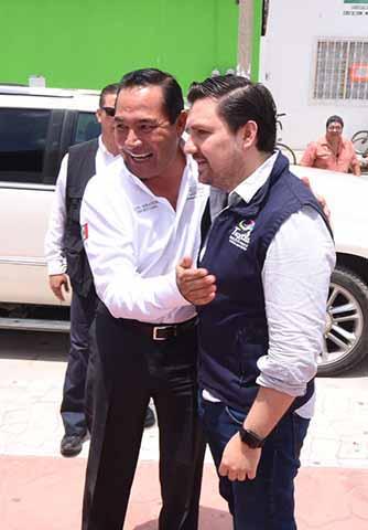 Asegura Fernando Castellanos Apoyo Prioritario a Familias Vulnerables en Tuxtla