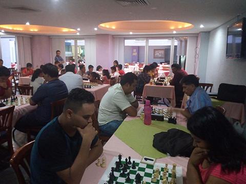 Se Realizó el Torneo de Ajedrez en Honor al Día del Padre