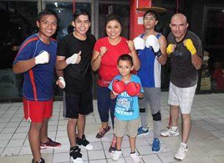 Destacan Beneficios del Boxeo