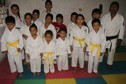 Karatecas Listos Para Copa