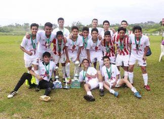 Necaxa, Campeón Sub 17