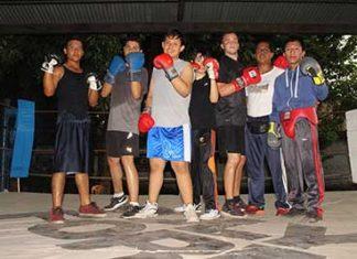 Boxeadores Tapachultecos Competirán en la Capital del Estado
