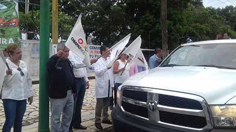 Inician Campaña Contra Mosco Transmisor del Dengue