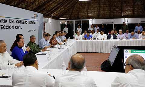 Solicita Chiapas a SEGOB la Declaratoria de Emergencia Tras Sismo de 7 Grados