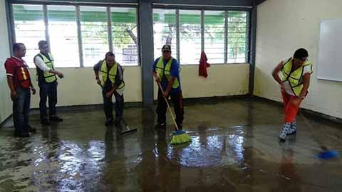 Al Momento no se Reportan Afectaciones Severas en Chiapas a Causa de las Lluvias: PC