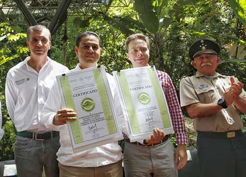 El mandatario estatal, acompañado de Guillermo Haro, onmemoraron el 75 aniversario del ZooMAT.