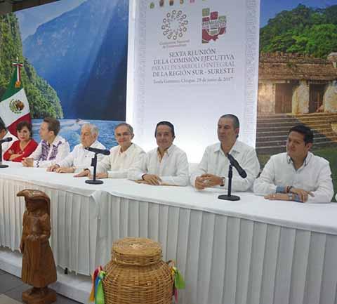 Con las ZEE se Expandirán Beneficios en Tapachula y el Soconusco: Zamora Morlet