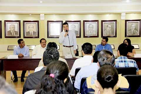Inaugura Rutilio Escandón Simposio Sobre Derecho Penal y Procesal Penal
