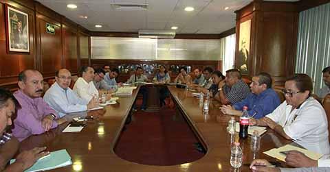 Mantiene Gobierno de Chiapas Acuerdos con la Sección 50 del Sindicato de Salud