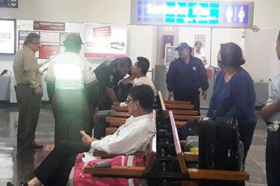 """""""Terminales Seguras"""" Garantiza Seguridad de Usuarios de Transporte Público en Chiapas"""