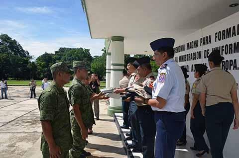 Personal de Tropa Portará Uniforme Administrativo en el Ejército Mexicano