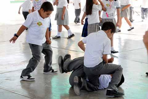 Aumentan Casos de Bullying en Escuelas
