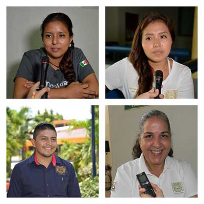 Regresan Estudiantes de la UNACH Tras Realizar Movilidad Nacional e Internacional