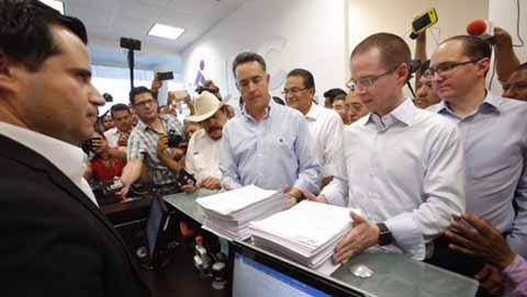 Impugna el PAN la Elección de Gobernador de Coahuila