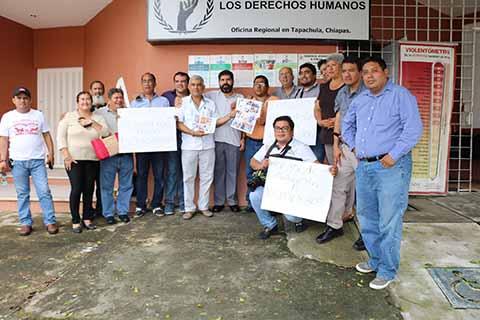 No se Permitirán más Agresiones al Gremio Periodístico: CNDH