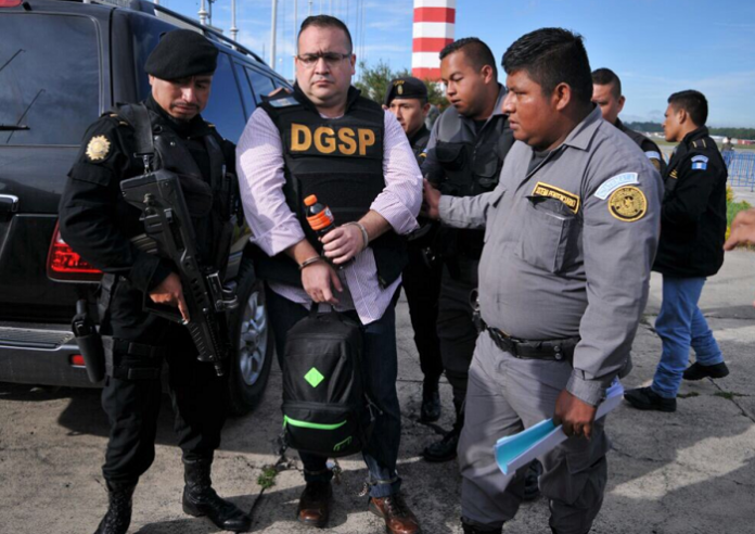 Extraditan a Javier Duarte, hoy Duerme en un Penal de Alta Seguridad en la Ciudad de México