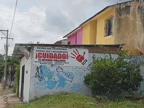 Se Multiplican Grupos de Autodefensa en Tapachula y Municipios Fronterizos