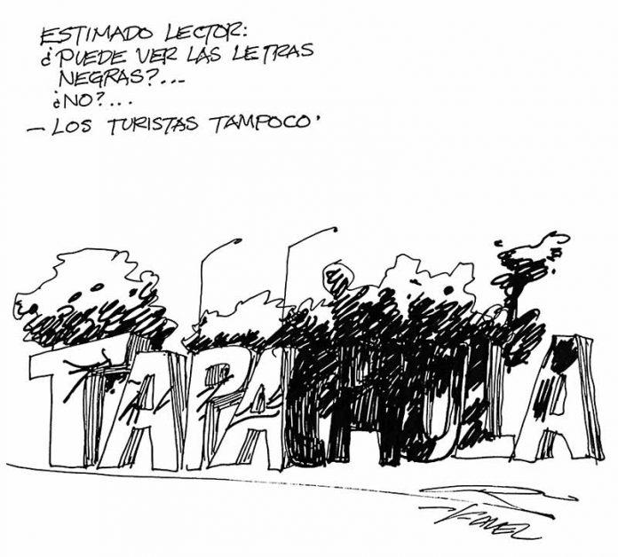 EL TURISMO TAMPOCO...