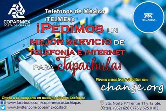 Pésimo y Caro el Servicio de Internet que Ofrece Telmex en la Frontera Sur